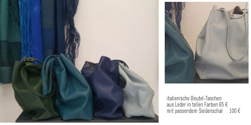 Atelier-Samstag am 19. Oktober 2019 - Italienische Beutel-Taschen