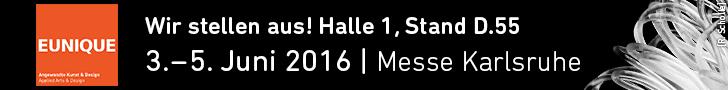 Eunique 2016 - Halle 1, Stand D.55
