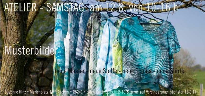 Atelier-Samstag - Musterbilder