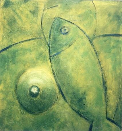 Angelika Ludwig - Brust und Fisch