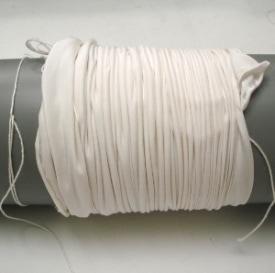 Arashi Shibori - Binden um ein Rohr