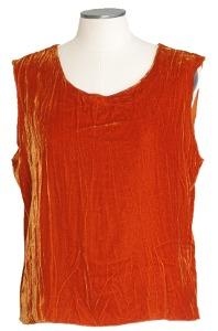 Samttop Orange