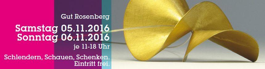 """Ausstellung """"Ideen und Objekte"""" 2016"""