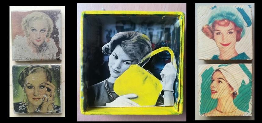 Petra Orten - Das Bild der Frau - zwischen Faszination und Fassungslosigkeit
